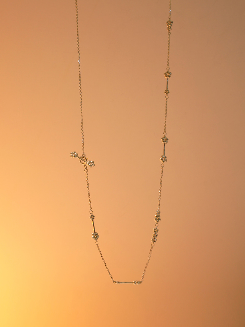 In full bloom_2 way necklace