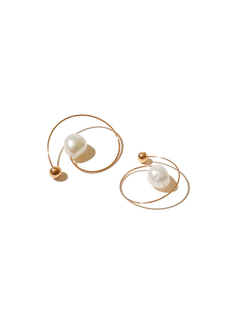Our planet_x2 earrings [아워플래닛_2호]